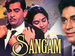 Raj Kapoor's Sangam movie