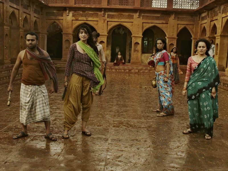 Begum Jaan song Aazaadiyan