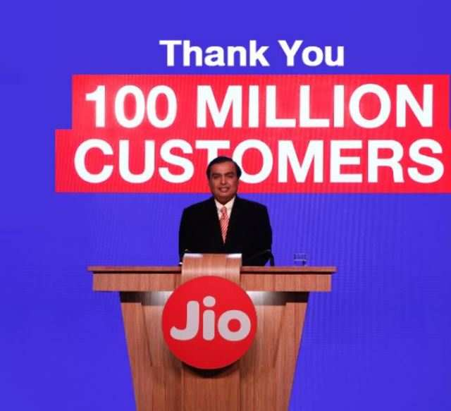 Reliance Jio: Read full text of Mukesh Ambani's letter to users