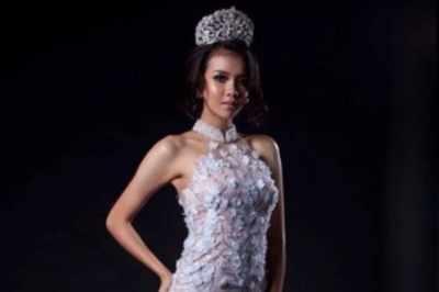 Dea Goesti Rizkita crowned Miss Grand Indonesia 2017