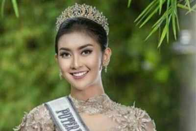 Kevin Liliana crowned Miss International Indonesia 2017