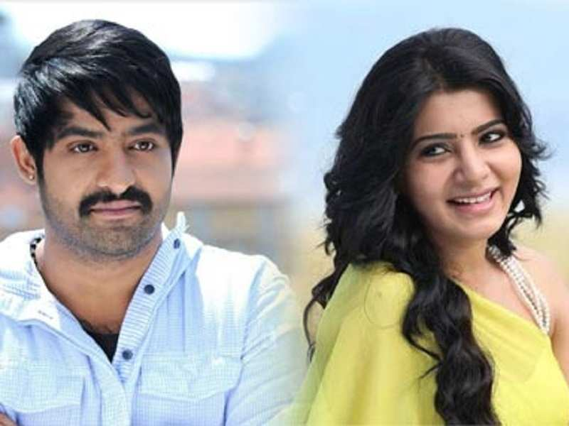 Jr.NTR to romance Samantha for the fifth time in 'Jai Lava Kusa'