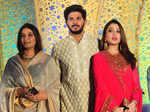 Sulfath, Dulquer Salmaan and Amal Sufiya