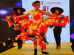 A performance during the 5th edition of International Fashion Fest