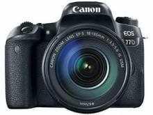 Canon EOS 77D (EF-S 18-135mm f/3.5-f/5.6 IS USM Kit Lens) Digital SLR Camera