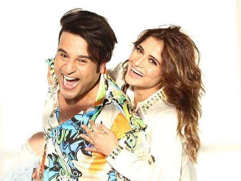 Krushna Abhishek wishes his sister Arti on birthday; posts a fun dancing video