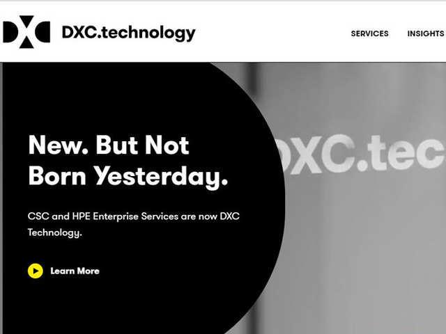 We focus on strategic skills for H-1B visas: DXC Tech