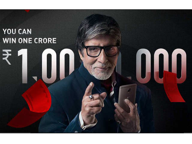 Here's why OnePlus can't air its ad featuring Amitabh Bachchan