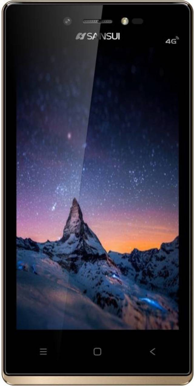 Sansui Horizon 1 smartphone with panic button launched at Rs 3,999