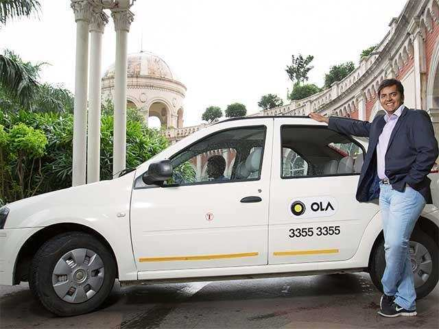Competion with Uber is akin to Vietnam war, says Ola CEO
