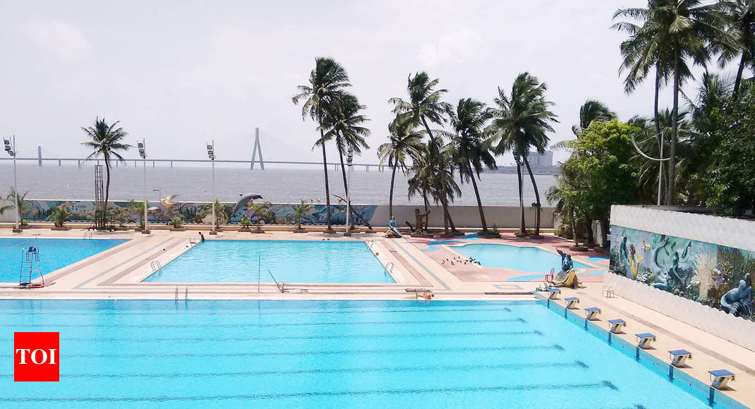 Sakhali 5 government staffers at sakhali pool suspended - Swimming pool in vaishali ghaziabad ...