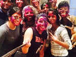 Priyanka: Holi celebration
