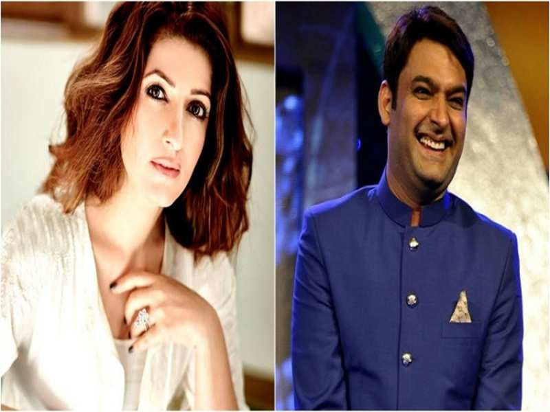 Twinkle Khanna takes a dig at Kapil Sharma, says slippers and scotch are weapons too