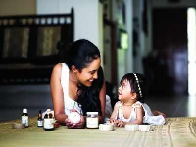 tamil nadu: City entrepreneurs give skincare a natural