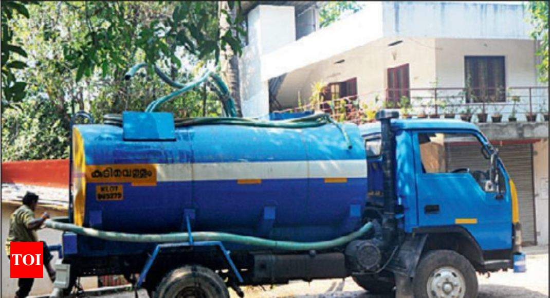 Gps To Track Drinking Water Tankers Kochi News Times