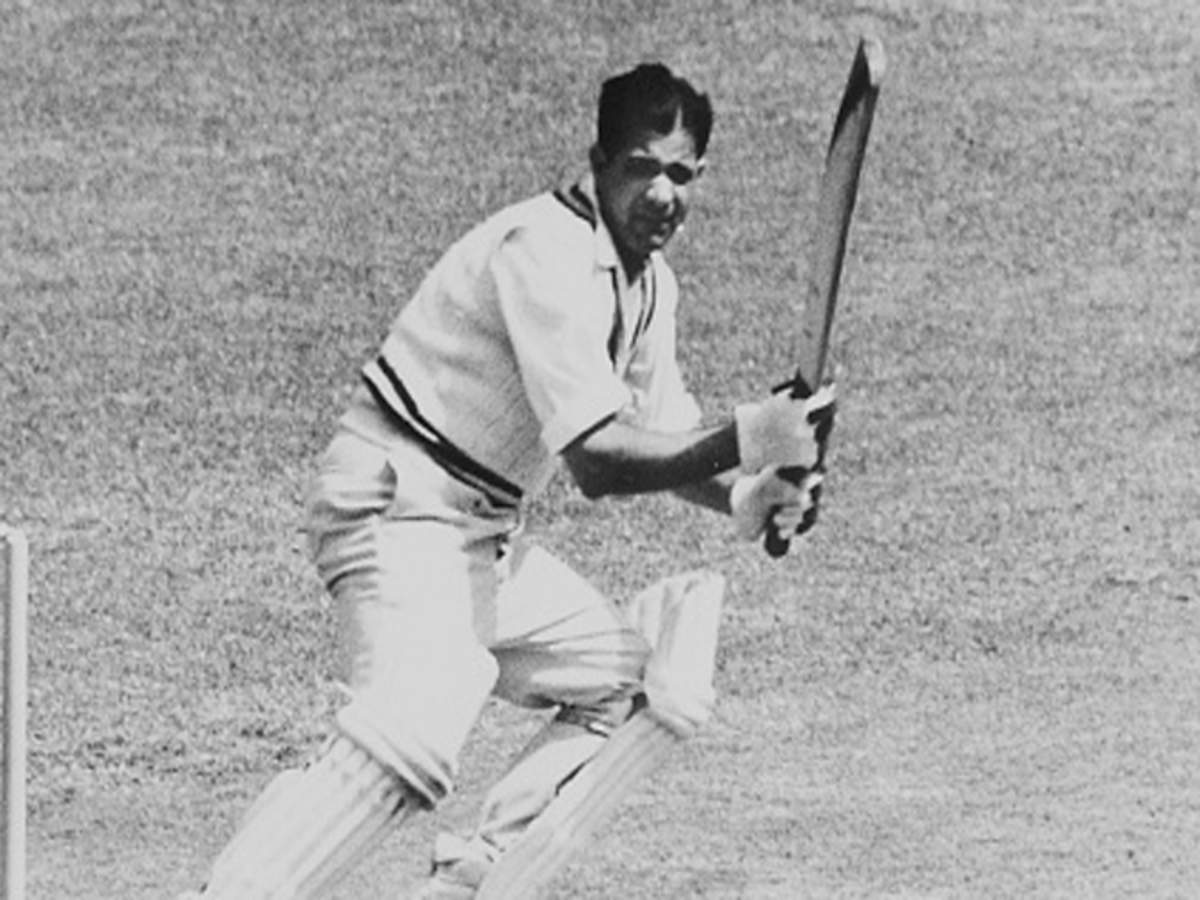 Vinoo Mankad: 100 years on, Magnifico Mankad remains a trailblazer, the  perfect pro | Cricket News - Times of India