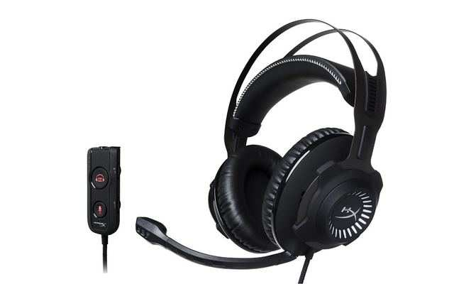 Kingston HyperX Cloud Revolver S headset launched at Rs 12,999