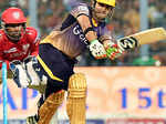 In pics: KKR vs KXIP IPL match highlights