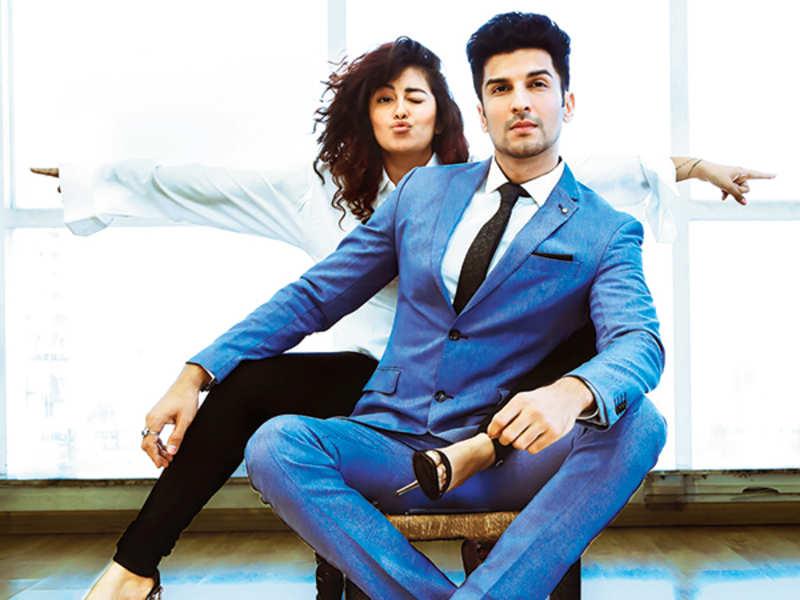 Avika Gor and Manish Raisinghan