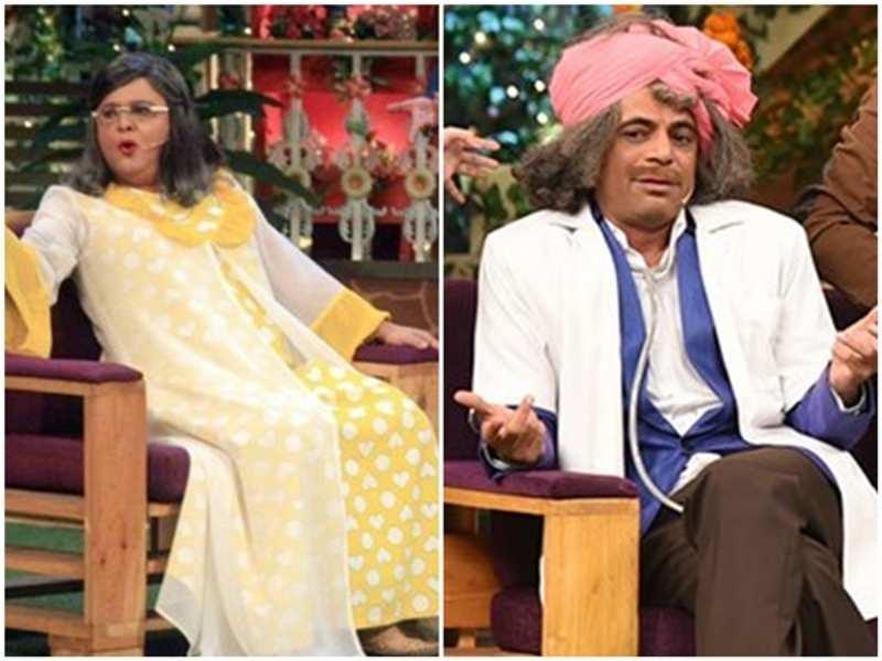 Sunil Grover, Ali Asgar to finally re-unite for a show