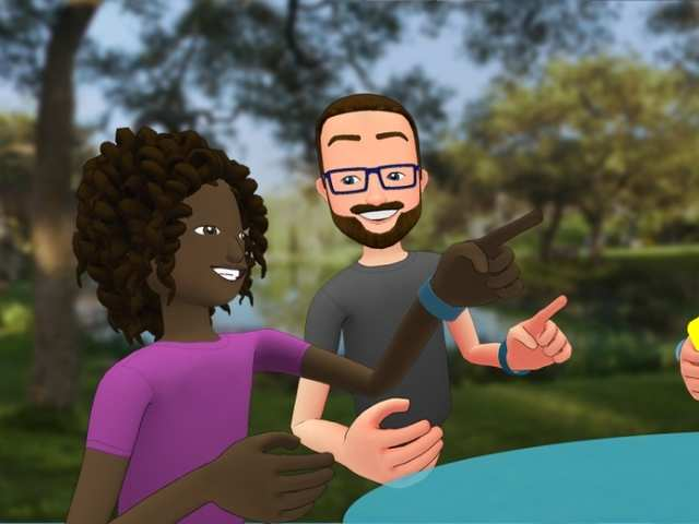 Facebook launches Spaces app to let users socialize in the virtual world