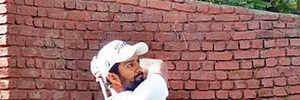 Sharma takes pole position on day one of Pune Open