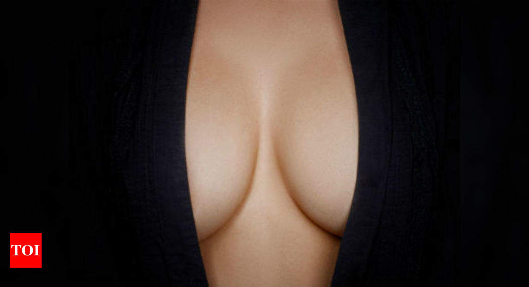 How to Get Bigger Breasts Without Surgery (with Pictures)