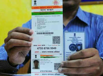 how can aadhaar be made compulsory for pan cards asks annoyed supreme court india news times of india