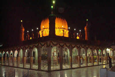 Urs: 35000 pilgrims to attend Baba Tajuddin's Chabbeesvi
