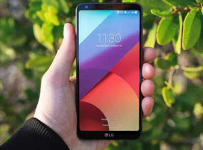 LG G6 smartphone with 'FullVision' display launched at Rs 51,990