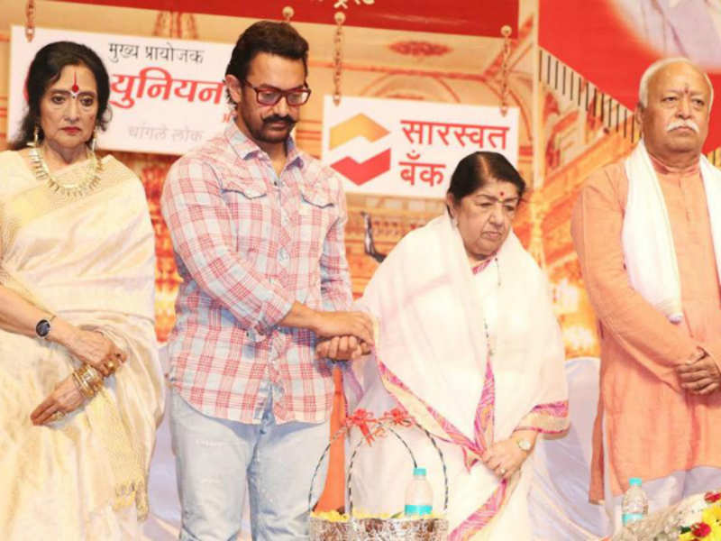 Aamir Khan breaks his own vow; attends an award function after 16 years!