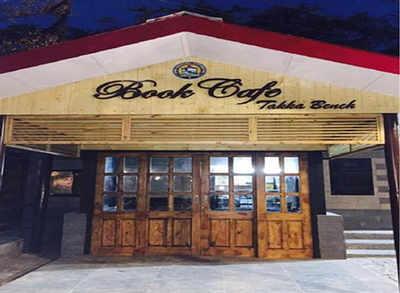 Interesting! Prisoners serve pizza at this cafe in Shimla