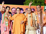 BJP victory