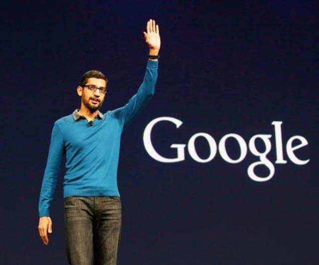 Here's what Google co-founder Larry Page wrote about Sundar Pichai in letter to investors