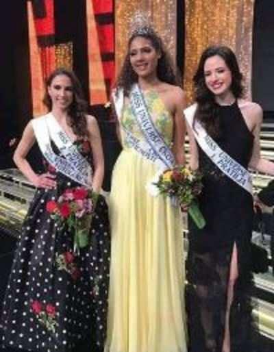 Shanaelle Petty crowned Miss Universe Croatia 2017