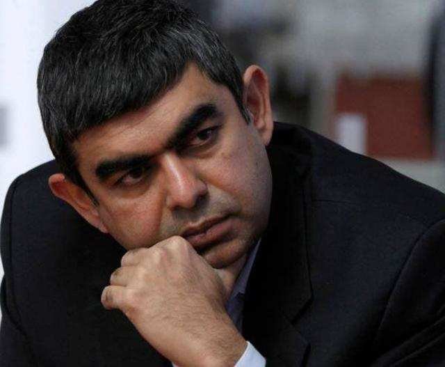 Infosys CEO Vishal Sikka finally has good news for IT industry