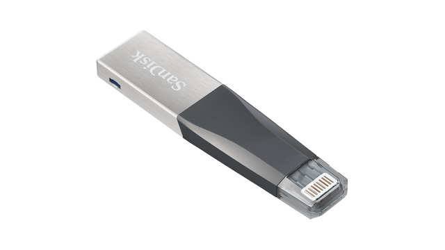 The drives support transfer speeds of up to 70MB/s. The iXpand Mini Flash Drive is available exclusively on Flipkart.