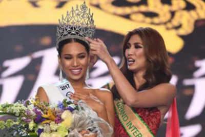 Elizabeth Durado Clenci crowned Miss Grand Philippines 2017