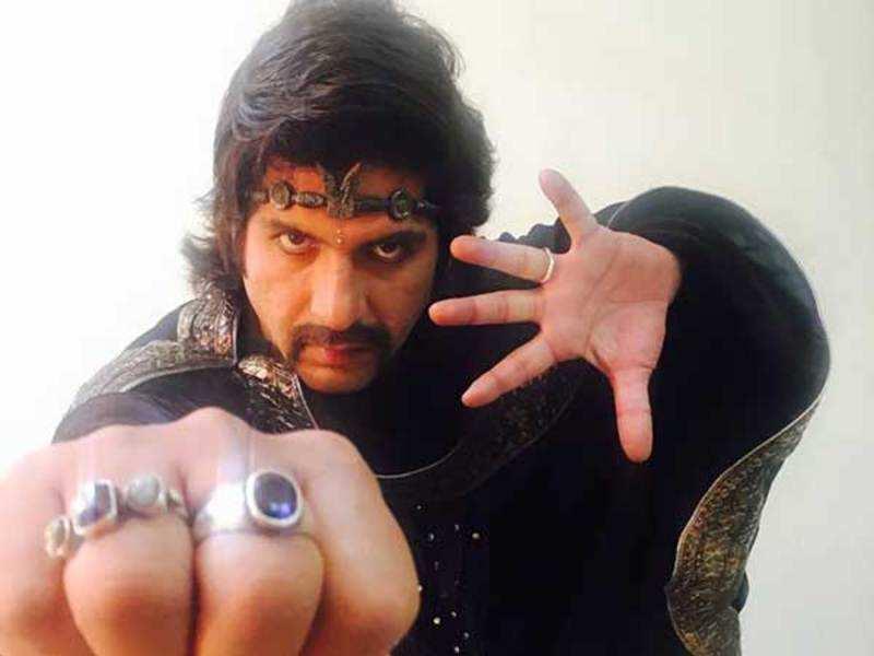 Puneet Vashistha: I don't even remember Irrfan Khan in the old 'Chandrakanta'