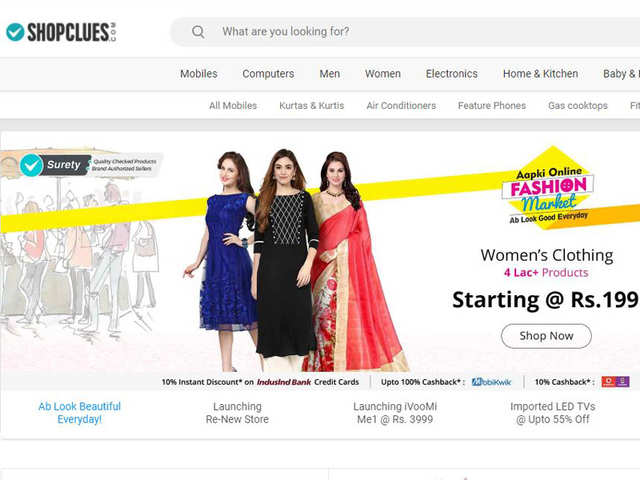 ShopClues banks big on fashion as it pushes for profitability
