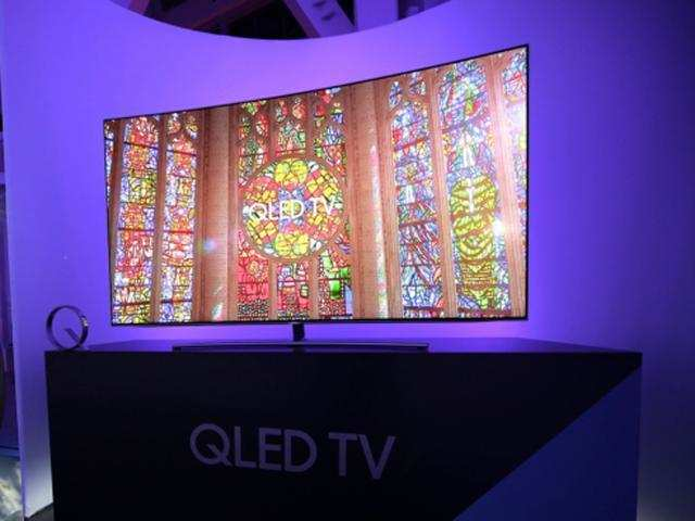 Samsung QLED TV range launched in India, price starts at Rs