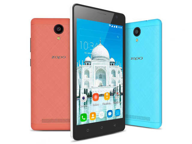Zopo Color M5 smartphone with 5-inch display, 1GB RAM launched at Rs 5,999