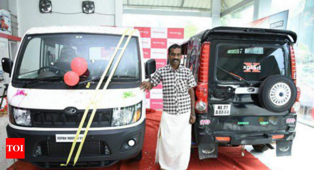 Anand Mahindra Kerala Man S Scorpio Lookalike Auto
