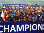 India break into top 100 in FIFA rankings
