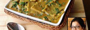A pasta named Chakolya