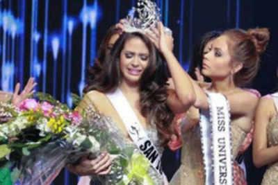 Danyeshka Hernandez crowned Miss Universe Puerto Rico 2017