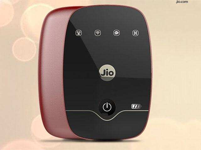 Reliance Jio's new plans offer 100% cashback on JioFi