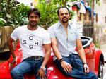 Ajay Devgn crazy for cars