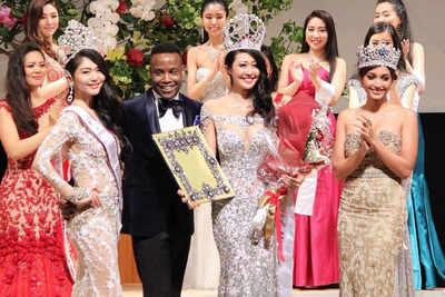 Yuki Koshikawa crowned Miss Supranational Japan 2017