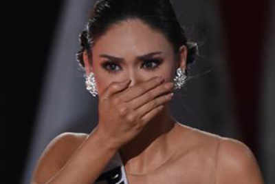 Miss Universe Official Facebook Page hacked?